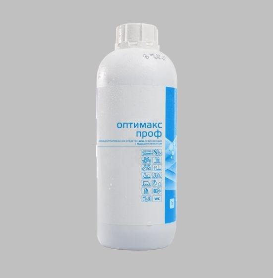 Дезинфицирующее средство  Оптимакс Проф , 1000 мл - фото 16929